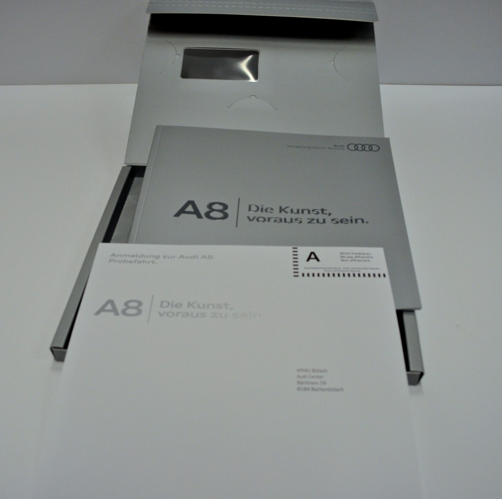 Mailings Handling, Hinnen Kartonagen AG