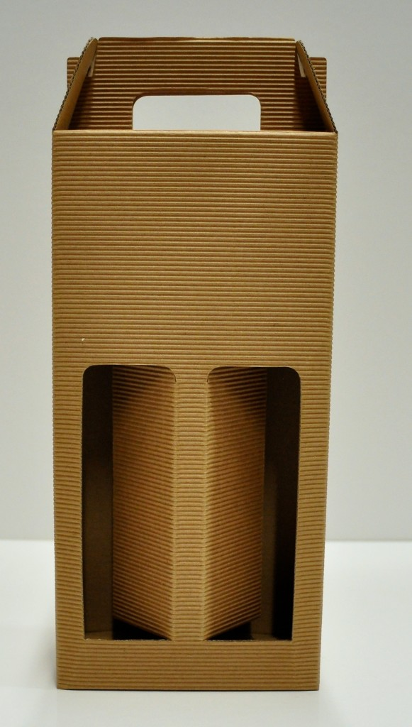 Flaschenverpackung, Hinnen Kartonagen AG